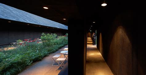 serpentine gallery pavilion 2011 in london uk by peter zumthor