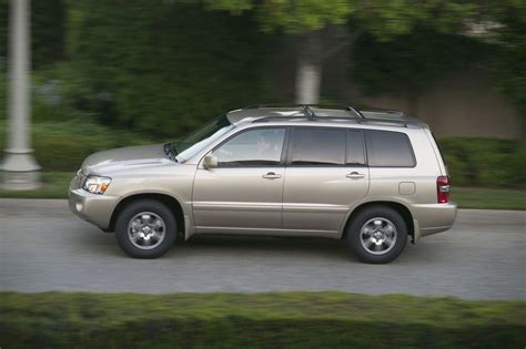 2006 Toyota Reviews 2006 Toyota Highlander Picture 94350 Car Review Top