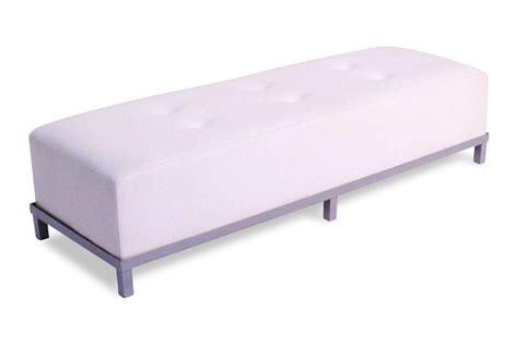 regina andrew tufted white linen bench traditional modern white tufted bench avery tufted 6 bench white lux lounge