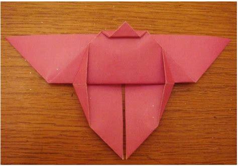 langkah membuat origami bunga mawar belajar cara membuat origami bentuk kupu kupu dari kertas