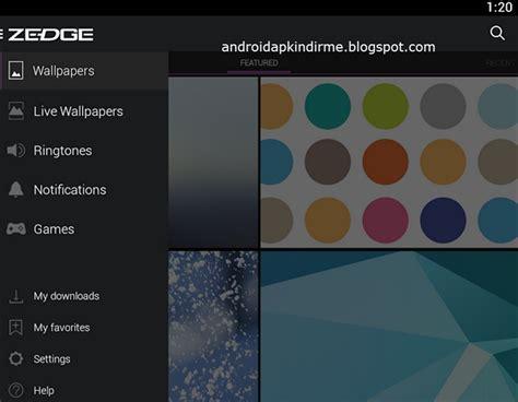 zedge apk zedge ringtones wallpapers android apk indir android apk indir