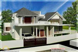 New House Designs by New Contemporary Mix Modern Home Designs Kerala Home