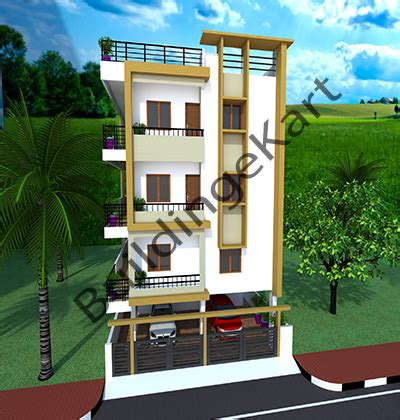 Floor Plans Of A House by House Front Elevation Designs For Residential Villas And