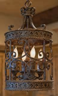 Wrought Iron Light Fixtures Kitchens Tuscan Style Chandelier Lighting For The Home Beautiful Lights And Style