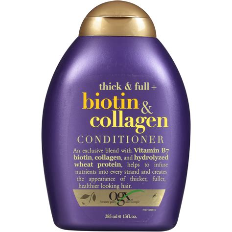 Conditioner Ogx Thick Biotin And Collagen ogx thick biotin collagen conditioner