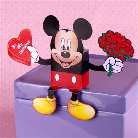 valentines mickey mouse mickey s s day box disney family