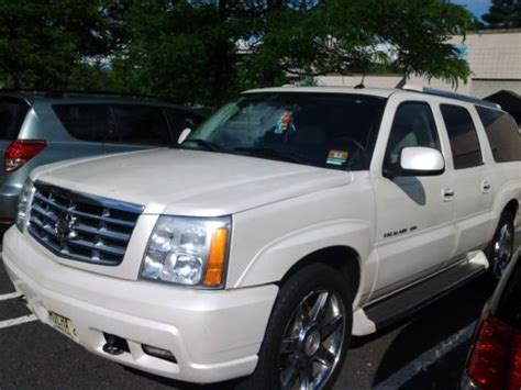 security system 2005 cadillac escalade security system buy used 2005 cadillac escalade esv platinum edition sport utility 4 door 6 0l in clifton new