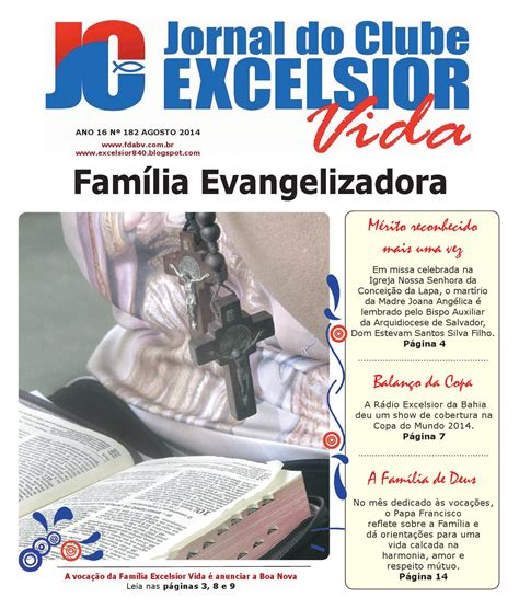 excelsior 20 de agosto jornal do clube excelsior vida agosto de 2014 by r 225 dio