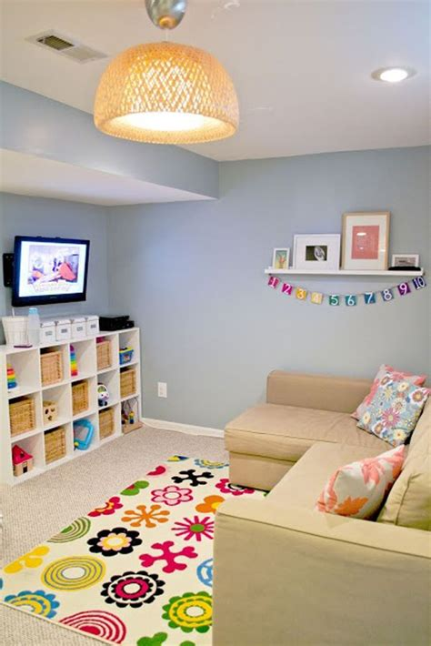 20 stunning basement playroom ideas home