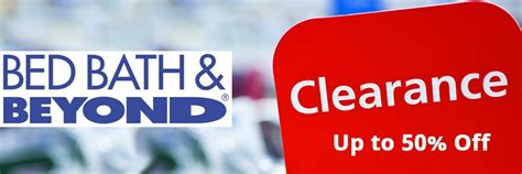 bed bath and beyond clearance best sales and deals latest coupon codes and promo for