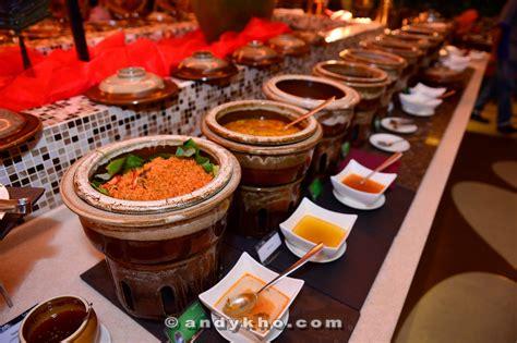 ramadan buffet dinner at tonka bean cafe impiana hotel