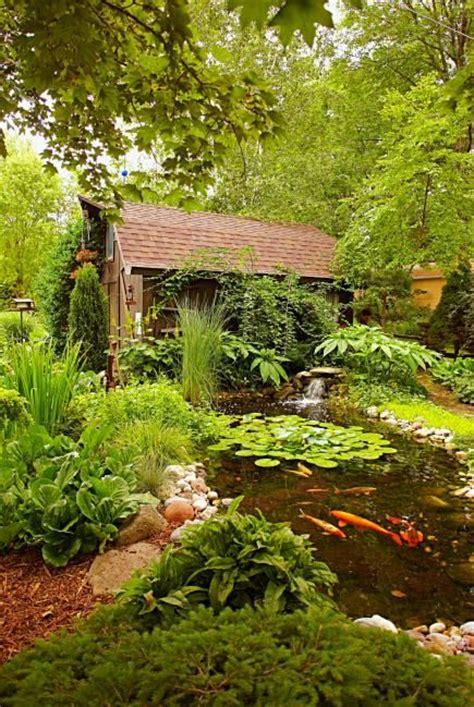 beautiful backyard ponds 35 beautiful backyards gardens beautiful and backyard ponds