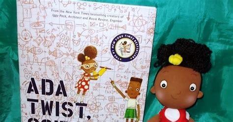 ada twist scientist 1419721372 black doll collecting ada twist scientist and book