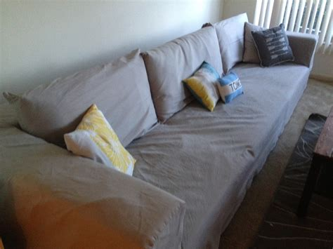 homemade couch covers guest post from adora mae diy couch slip cover