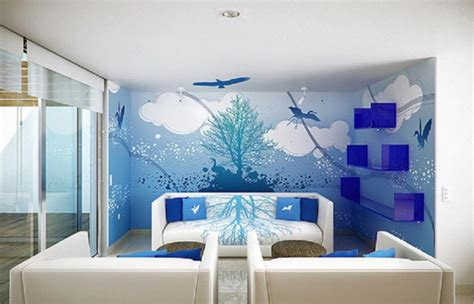 blue living room paint innovative blue wall living room paint ideas nestaspace