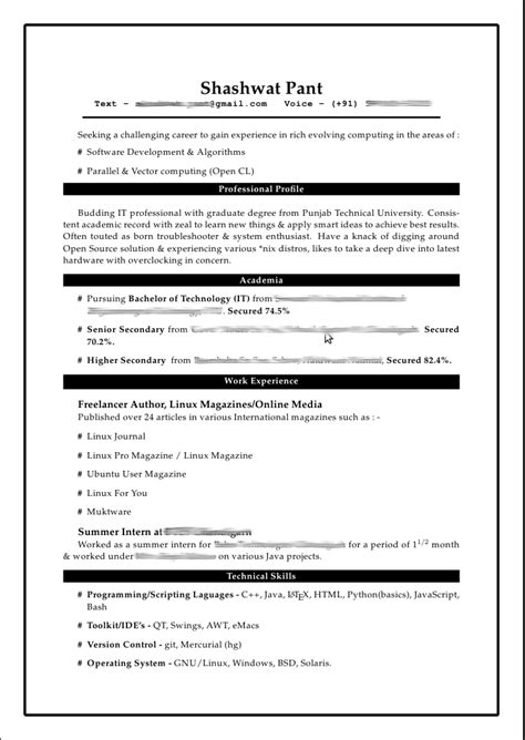 correct margins for resume motif exle resume