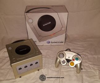 gamecube colors gamecube console variations the database for all console