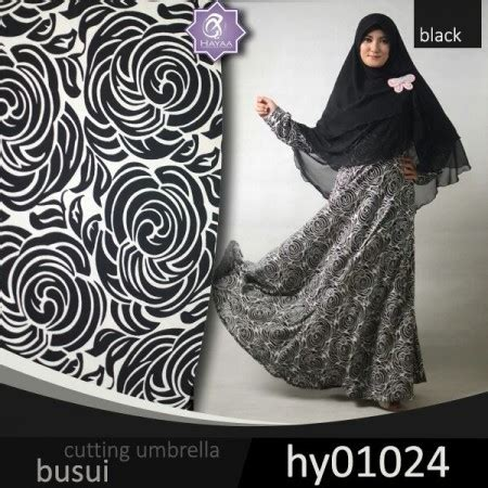 Mono Syari baju gamis mono a086 busana muslim kasebo umbrella