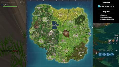 fortnite locations fortnite season 4 guide where to find the secret bases