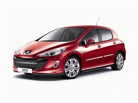 peugeot compact car peugeot 308 voted compact car of the year autoworld com my