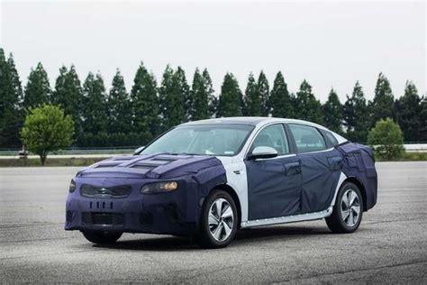 Kia Auto Trader Kia Optima Hybrid And In Hybrid Drive Review