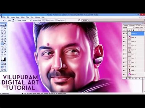 gimp tutorial in tamil digital art tutorial secret full tutorial pixelmove