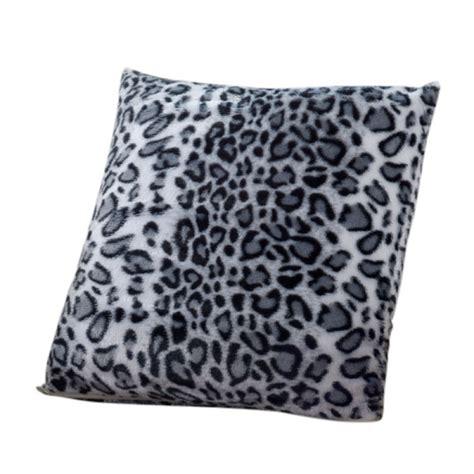 zebra sofa cover animal zebra leopard printed pillow sofa throw