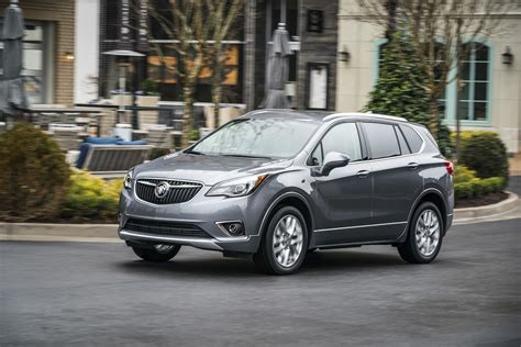 buick envision top speed