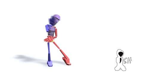 hip hop dance animation youtube