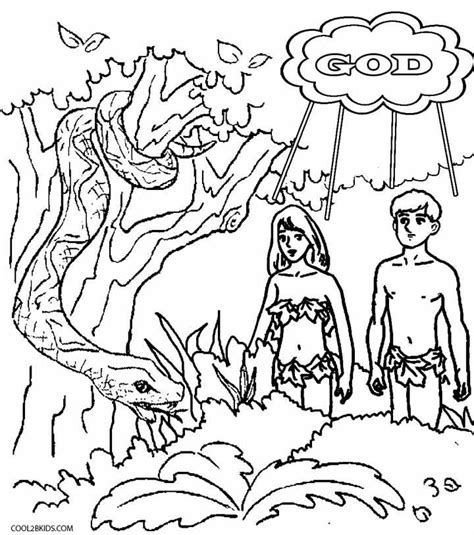 printable coloring pages adam and 17 best images about tale and mythology coloring