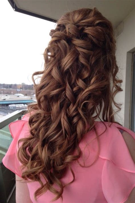 bridal shower hairstyles 36 best hair inspiration board images on pinterest hair