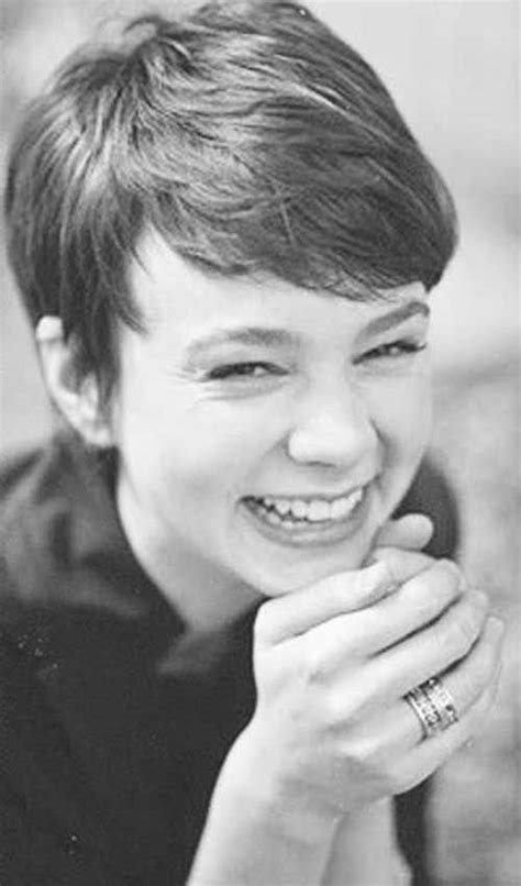 formal comb back pixie cut carey mulligan hairstyle hairstyles 1000 ideas about cute pixie cuts on pinterest pixie