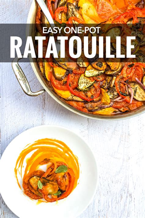 easy ratatouille recipe dishmaps