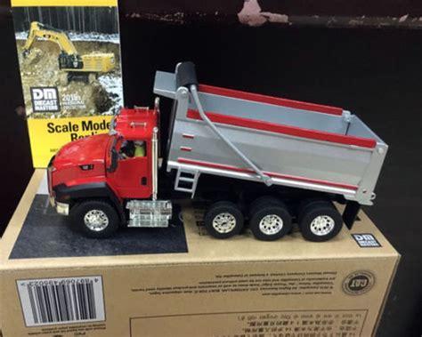 aliexpress buy new scale 1 50 caterpillar cat ct660 dump truck diecast masters dm 85502