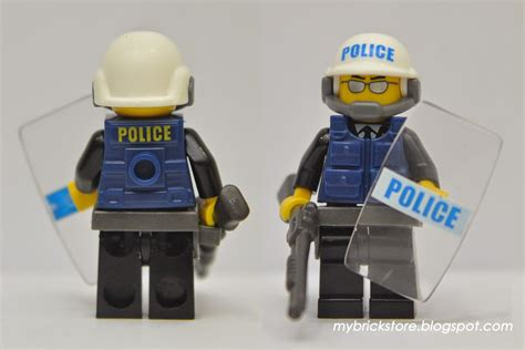 Deadpool Gunshot Lego Bootleg Kws Limited my brick store lego s w a t