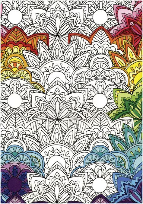 Pretty Patterns Colouring Book   Scholastic Kids' Club