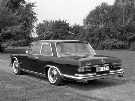 Cdn Coupe For Air Original 100 Mercedes 600 Coupe C100 Specs 1965 Autoevolution