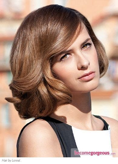 short hair just above the shoulders layered with a fringe 17 best images about beauty hair styles on pinterest