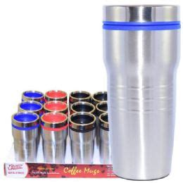 24 units of coffee mug insulated with handle grip at wholesale mug now available at wholesale central items 1