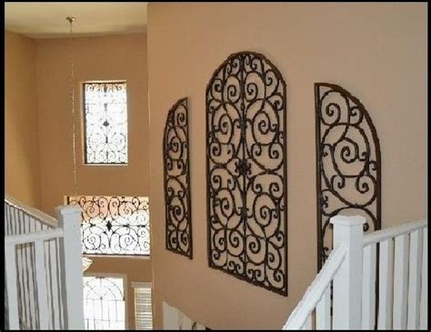 rod iron wall home decor home decor decor iron wall with wrought iron wall