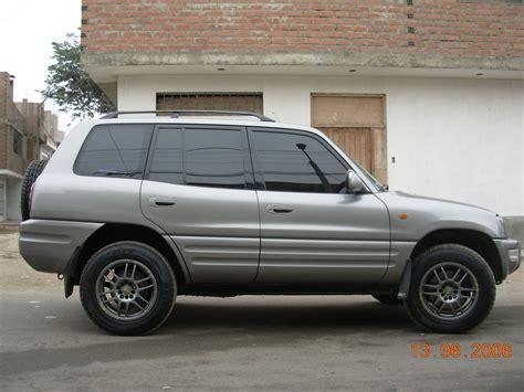 toyota rav4 1999 vendo toyota rav4 1999 original