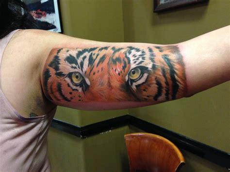 tattoo eye of the tiger 58 tiger eyes tattoos ideas