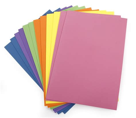 Foam Paper Crafts - colored foam sheets mkateb