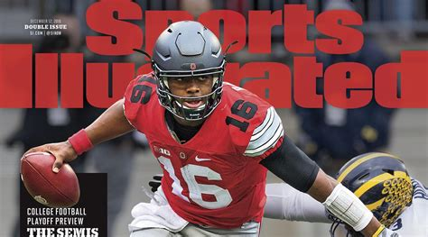 Ohio State Search College Football Playoff Ohio State Alabama On Si Cover Si