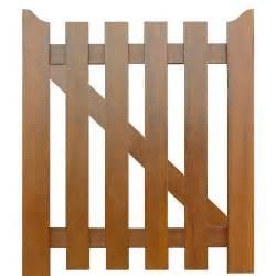 portillon battant en bois mimizan l 100 x h 115 cm