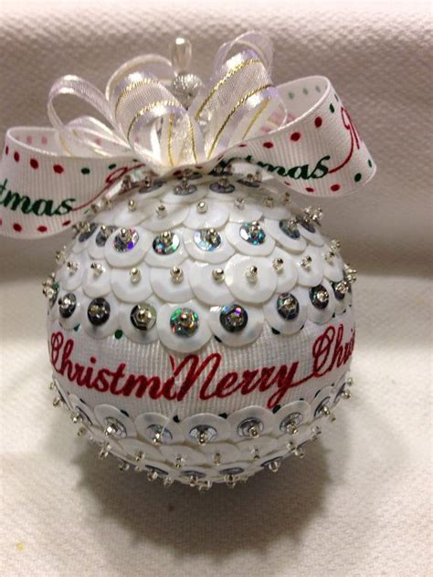 17 best ideas about sequin ornaments on pinterest diy