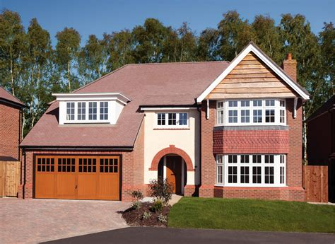 Redrow 3 Bedroom Houses by Ryarsh Park Ryarsh West Malling Me19 5la Redrow