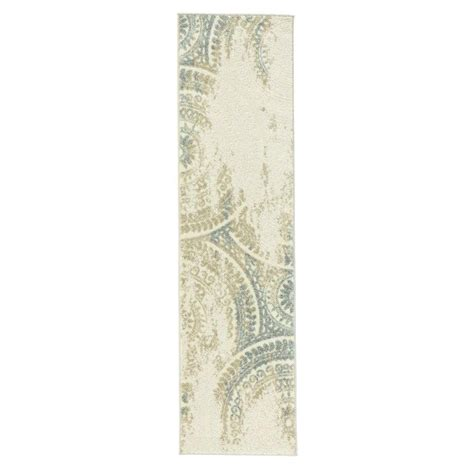home decorators collection spiral ii home decorators collection spiral medallion ivory 2 ft x