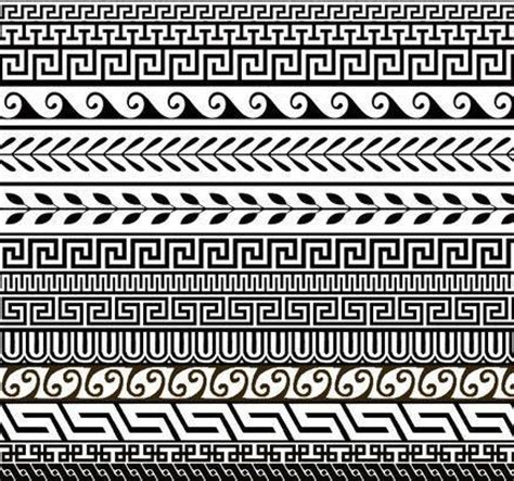 pattern name and classification greek patterns for name plates class 5 ancient greece