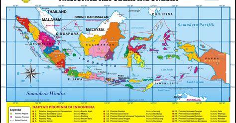 provinsi  indonesia beserta ibukotanya